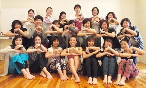 高尾美穂先生の講座集合写真