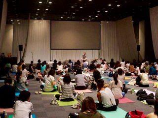 8/19【YOGAJAPAN 2017 Intensive skill up 夏季短期集中スキルアップセミナー】
